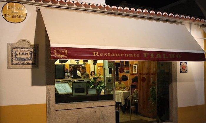 Restaurante Fialho em Évora
