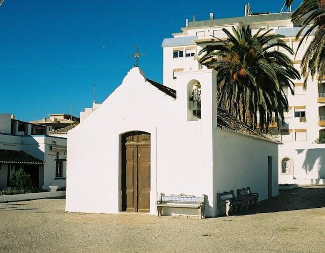 Armação da Pêra no Algarve