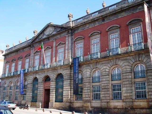 Museu Nacional de Soares dos Reis no Porto