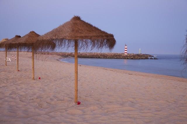 lha Deserta em Faro