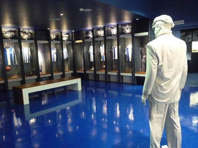 Museu do Futebol Club do Porto