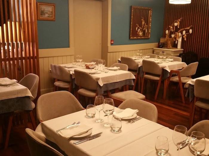 Restaurante Buxa em Guimarães