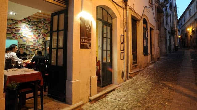 Fangas Mercearia Bar em Coimbra