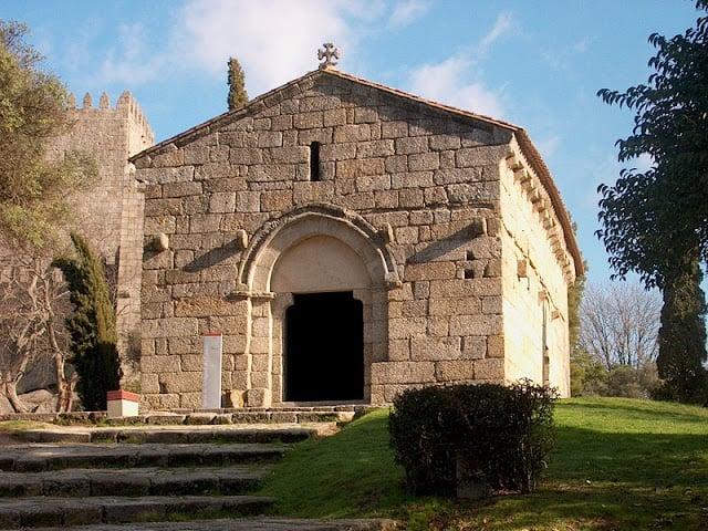 Igreja de São Miguel em Guimarães