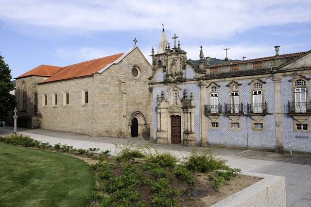 Convento e Igreja de São Francisco em Guimarães