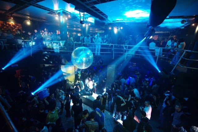 Balada Kiss Club em Albufeira