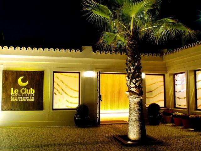 Balada Le Club em Albufeira