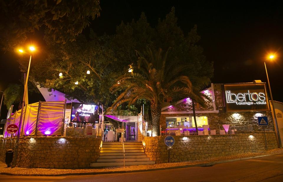 Libertos Club em Albufeira