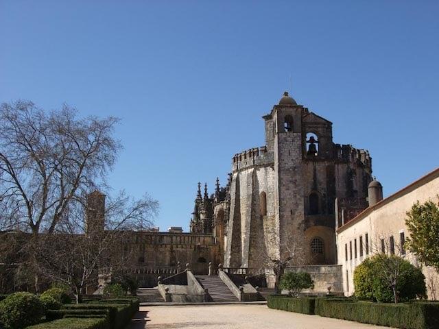 Castelo e Convento da Ordem de Cristo em Tomar