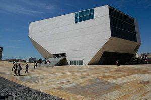 Casa da Música - arquitetura