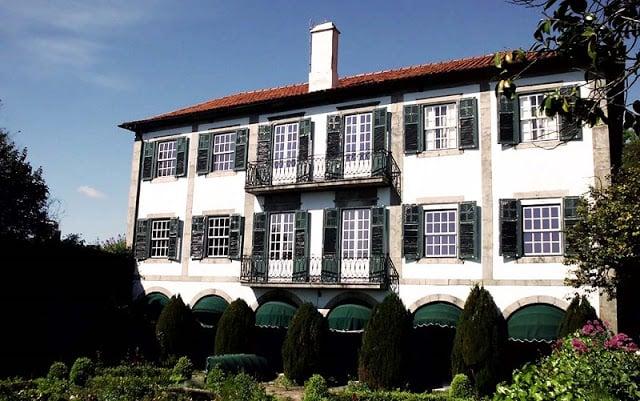 Museu Romântico no Porto