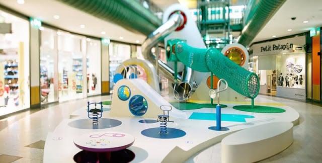 Atividades para crianças no Norte Shopping no Porto