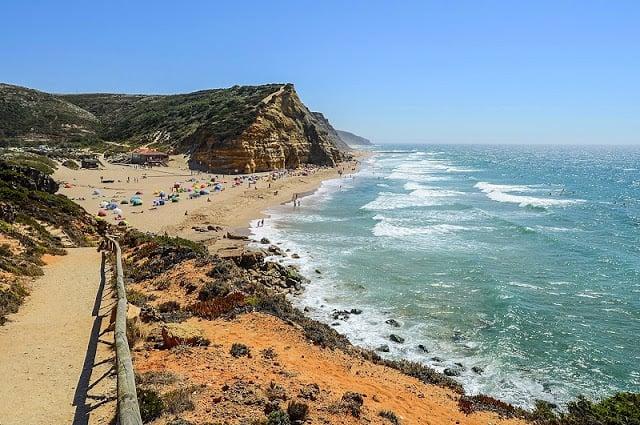 Praia da Cresmina - Lisboa