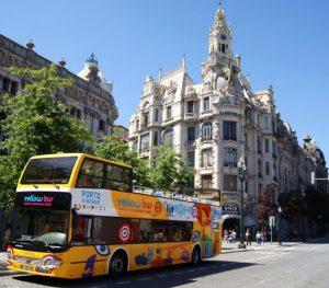 Yellow Bus Tour - Porto