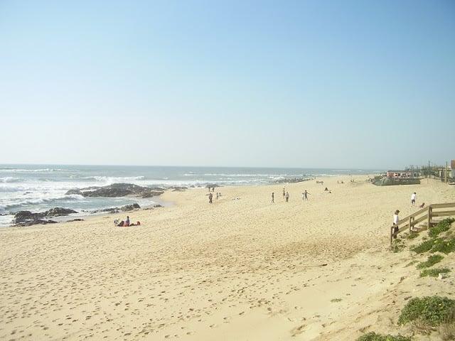 Praia Azul ou Angeiras Sul - Porto