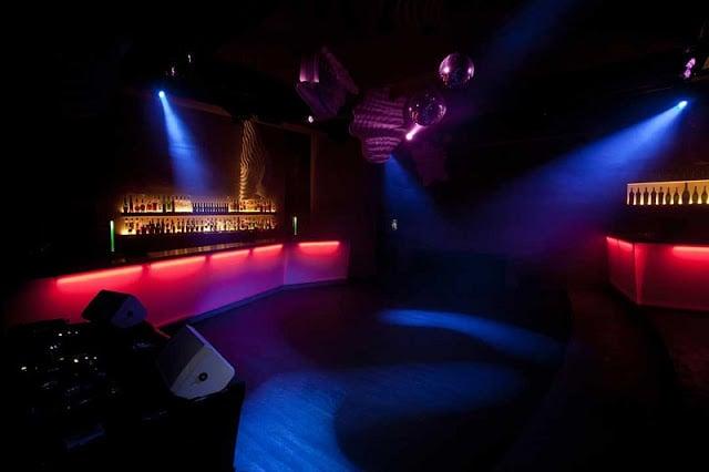 Balada Auditório Club no Porto