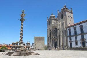 Centro histórico do Porto - Sé