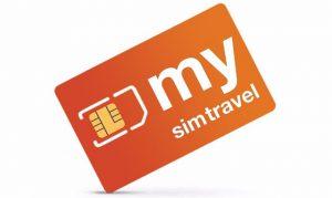 Chips Pré Pagos de empresas europeias - My sim travel