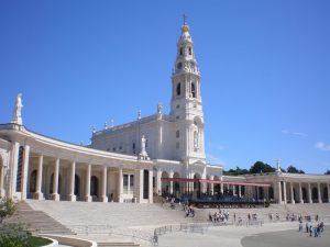 Santuário em Fátima