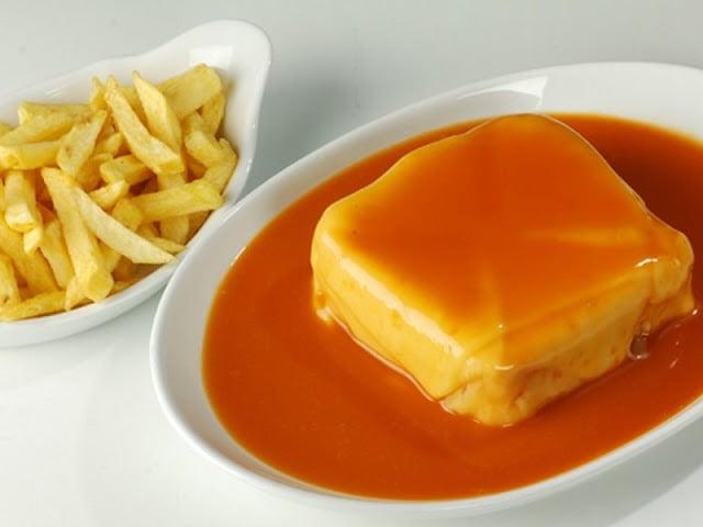 Onde comer o prato francesinhas no Porto