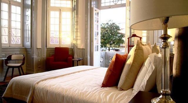 Hotéis bons e baratos em Coimbra