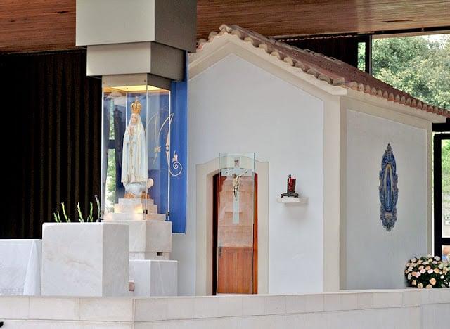 Capelas das Aparições em Fátima
