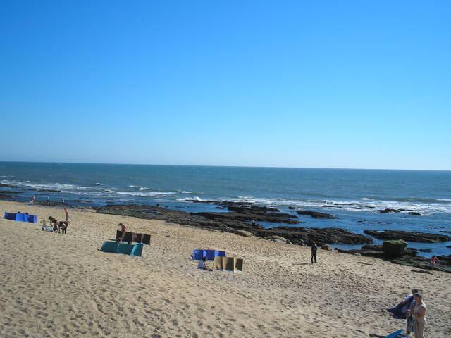 Praia da Granja em Vila Nova de Gaia - Porto