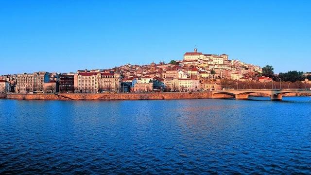 Passeios em Coimbra