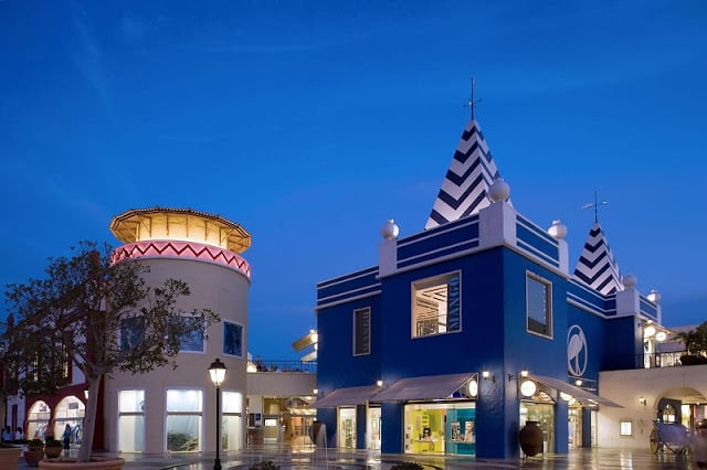 Shopping Algarve em Albufeira