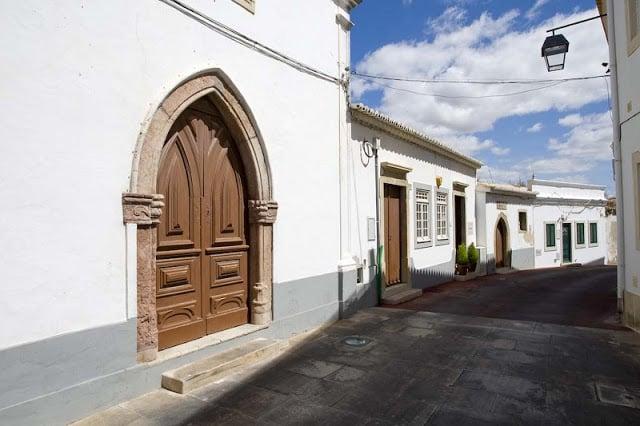 Capela da Misericórdia em Albufeira