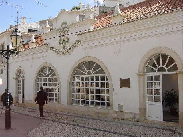 Galeria Pintor Samora Barros em Albufeira