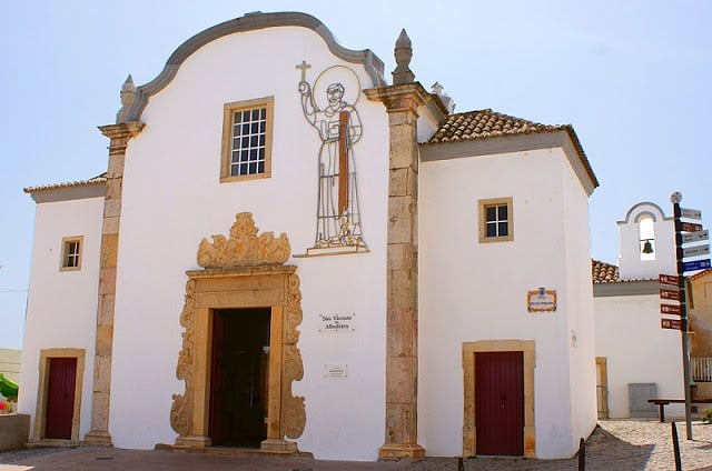 Igreja Matriz em Albufeira