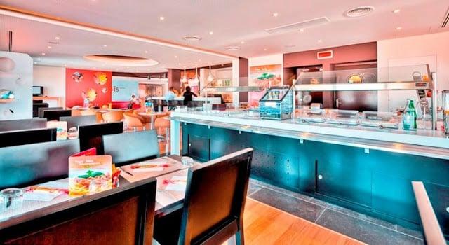 Hotel Ibis Lisboa Sintra - café da manhã