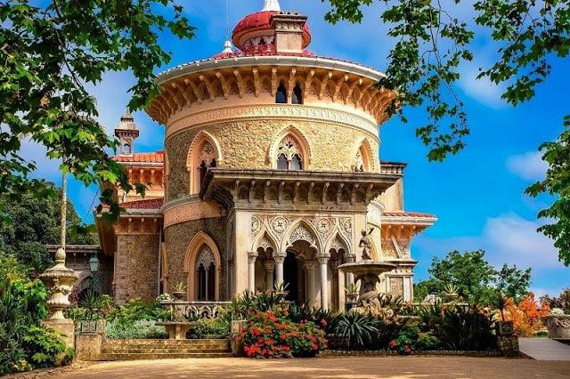 Palácio de Monserrate em Sintra