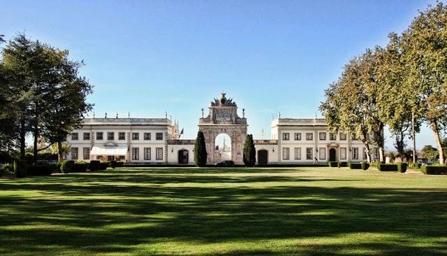 Palácio de Seteais em Sintra