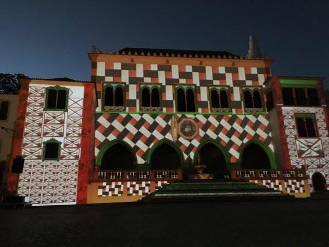 Aura Festival em Sintra