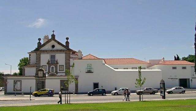 Espaço Museológico do Convento dos Remédios em Évora
