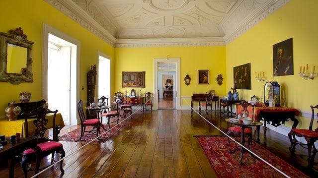 Museu e Palácio dos Biscainhos em Braga