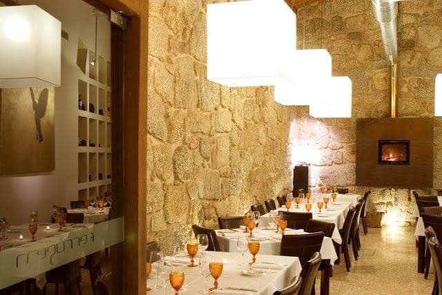 Restaurante Ferrugem em Braga