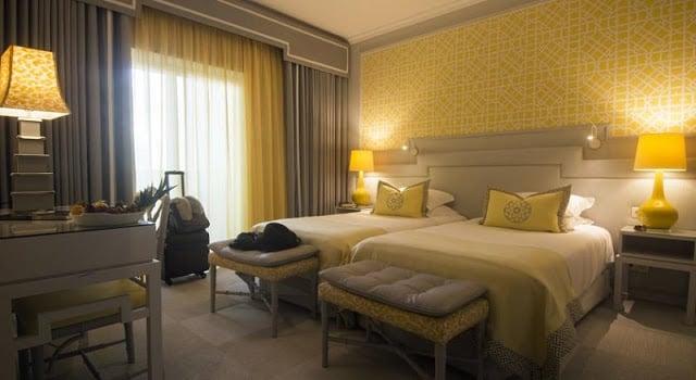 Hotel Coração de Fátima em Fátima - quarto