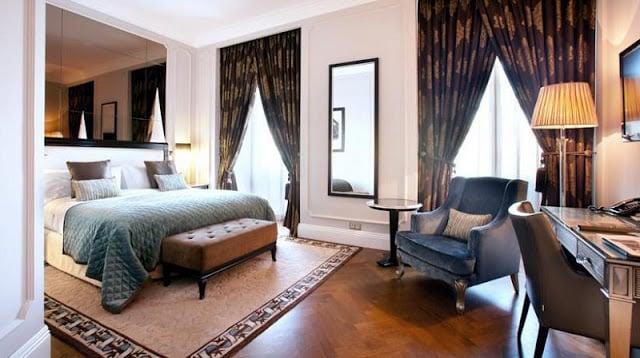 Hotel InterContinental Porto - quarto