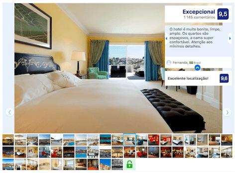 Hotel The Yeatman Porto