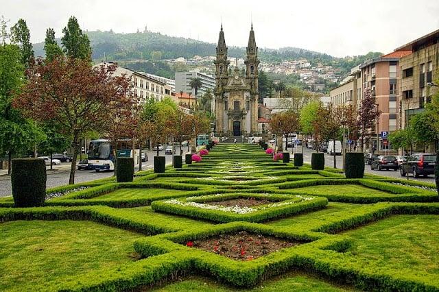 Passeios em Guimarães