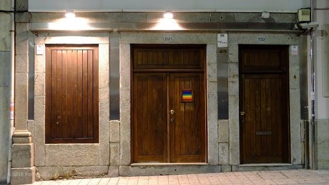 Pride Bar no Porto
