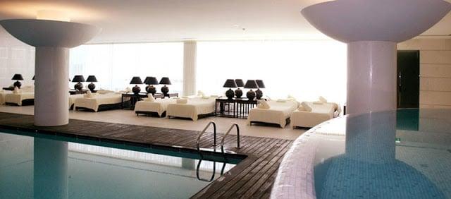 Sheraton Porto Hotel & Spa - piscina