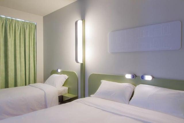 Hotel Ibis Budget em Braga - quarto