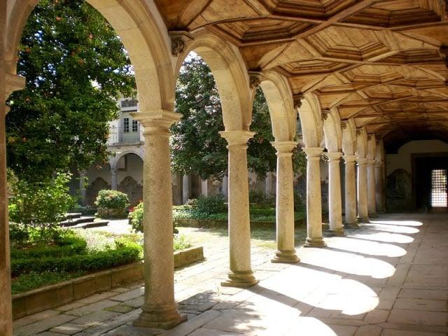 Mosteiro de Tibães em Braga
