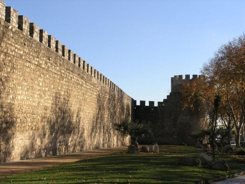 Castelo em Évora