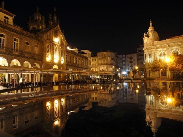 O que fazer à noite em Braga