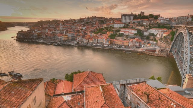 Centro turístico do Porto